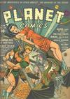 Cover for Planet Comics (Fiction House, 1940 series) #18