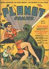 Cover for Planet Comics (Fiction House, 1940 series) #20