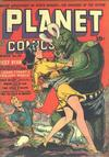 Cover for Planet Comics (Fiction House, 1940 series) #23