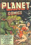 Cover for Planet Comics (Fiction House, 1940 series) #25
