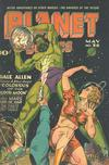 Cover for Planet Comics (Fiction House, 1940 series) #36