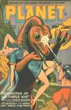 Cover for Planet Comics (Fiction House, 1940 series) #37
