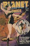 Cover for Planet Comics (Fiction House, 1940 series) #39
