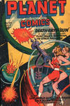 Cover for Planet Comics (Fiction House, 1940 series) #43