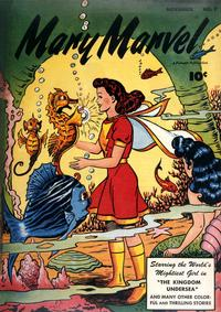 Cover Thumbnail for Mary Marvel (Fawcett, 1945 series) #7