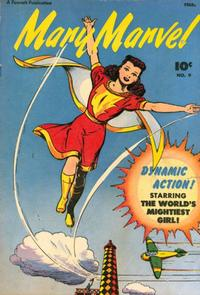 Cover Thumbnail for Mary Marvel (Fawcett, 1945 series) #9