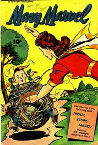 Cover Thumbnail for Mary Marvel (Fawcett, 1945 series) #25