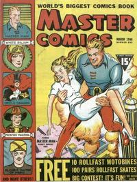 Cover Thumbnail for Master Comics (Fawcett, 1940 series) #1