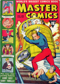 Cover Thumbnail for Master Comics (Fawcett, 1940 series) #2