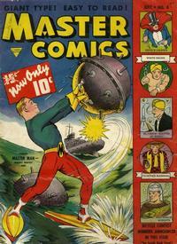 Cover Thumbnail for Master Comics (Fawcett, 1940 series) #4