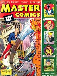 Cover Thumbnail for Master Comics (Fawcett, 1940 series) #6