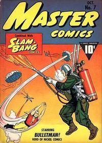 Cover Thumbnail for Master Comics (Fawcett, 1940 series) #7
