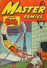 Cover Thumbnail for Master Comics (Fawcett, 1940 series) #8