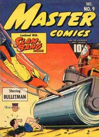 Cover Thumbnail for Master Comics (Fawcett, 1940 series) #9