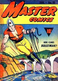 Cover Thumbnail for Master Comics (Fawcett, 1940 series) #10