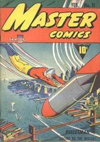 Cover Thumbnail for Master Comics (Fawcett, 1940 series) #11