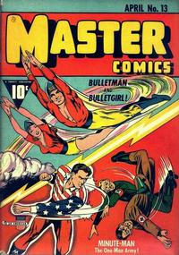 Cover Thumbnail for Master Comics (Fawcett, 1940 series) #13