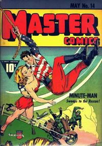 Cover Thumbnail for Master Comics (Fawcett, 1940 series) #14