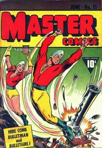 Cover Thumbnail for Master Comics (Fawcett, 1940 series) #15