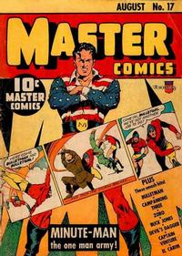 Cover Thumbnail for Master Comics (Fawcett, 1940 series) #17