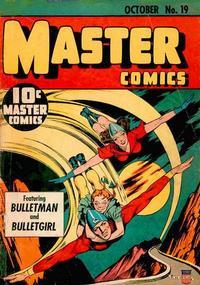 Cover Thumbnail for Master Comics (Fawcett, 1940 series) #19