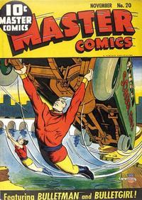 Cover Thumbnail for Master Comics (Fawcett, 1940 series) #20