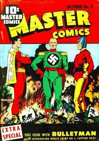 Cover Thumbnail for Master Comics (Fawcett, 1940 series) #21