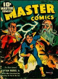 Cover Thumbnail for Master Comics (Fawcett, 1940 series) #23