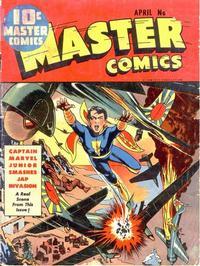 Cover Thumbnail for Master Comics (Fawcett, 1940 series) #25