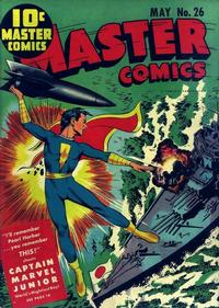 Cover Thumbnail for Master Comics (Fawcett, 1940 series) #26