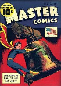 Cover Thumbnail for Master Comics (Fawcett, 1940 series) #28