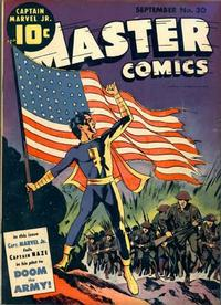 Cover Thumbnail for Master Comics (Fawcett, 1940 series) #30