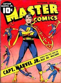 Cover Thumbnail for Master Comics (Fawcett, 1940 series) #31