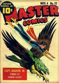 Cover Thumbnail for Master Comics (Fawcett, 1940 series) #32