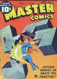 Cover Thumbnail for Master Comics (Fawcett, 1940 series) #33