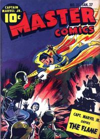 Cover Thumbnail for Master Comics (Fawcett, 1940 series) #35