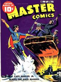 Cover Thumbnail for Master Comics (Fawcett, 1940 series) #37