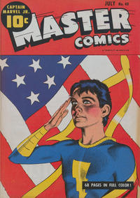 Cover Thumbnail for Master Comics (Fawcett, 1940 series) #40