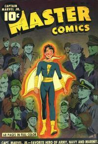 Cover Thumbnail for Master Comics (Fawcett, 1940 series) #41
