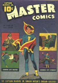 Cover Thumbnail for Master Comics (Fawcett, 1940 series) #42