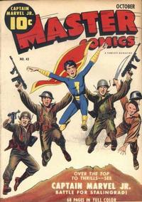 Cover Thumbnail for Master Comics (Fawcett, 1940 series) #43