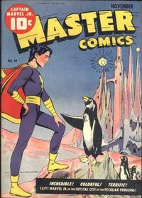 Cover Thumbnail for Master Comics (Fawcett, 1940 series) #44