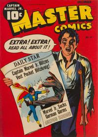 Cover Thumbnail for Master Comics (Fawcett, 1940 series) #45
