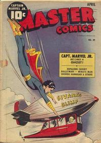 Cover Thumbnail for Master Comics (Fawcett, 1940 series) #49