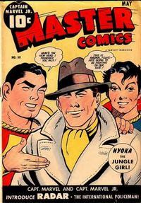 Cover Thumbnail for Master Comics (Fawcett, 1940 series) #50