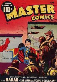 Cover Thumbnail for Master Comics (Fawcett, 1940 series) #51
