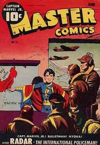 Cover Thumbnail for Master Comics (Fawcett, 1940 series) #51