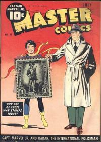 Cover Thumbnail for Master Comics (Fawcett, 1940 series) #52