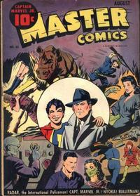 Cover Thumbnail for Master Comics (Fawcett, 1940 series) #53