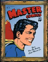 Cover Thumbnail for Master Comics (Fawcett, 1940 series) #54